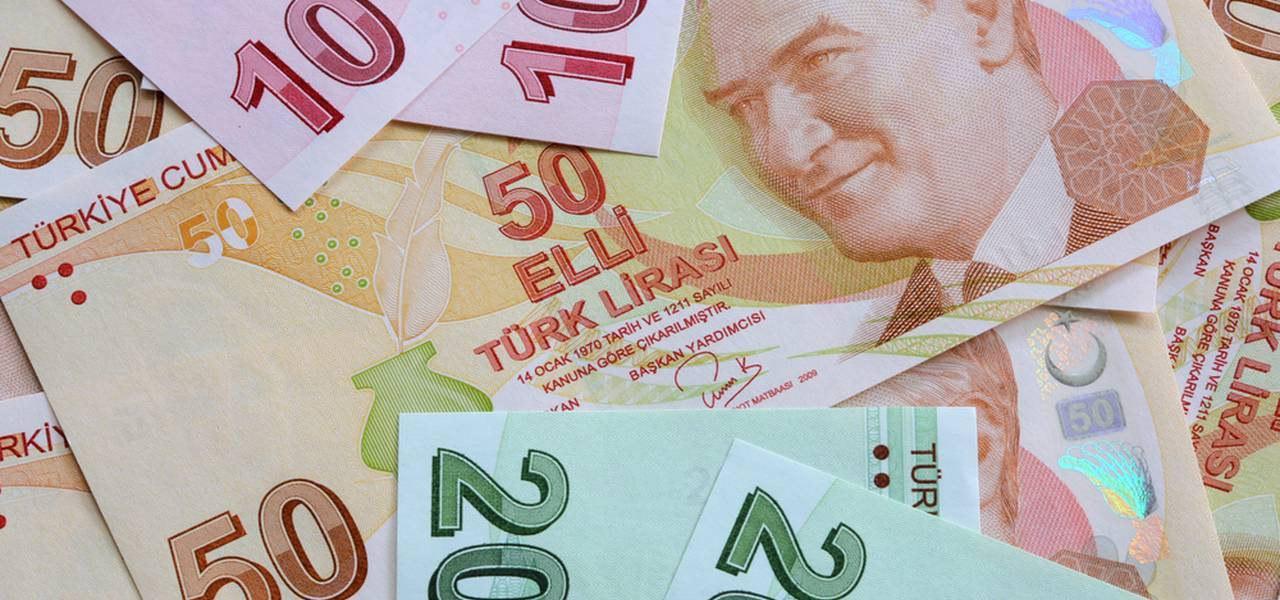 Turkish lira continues to weaken