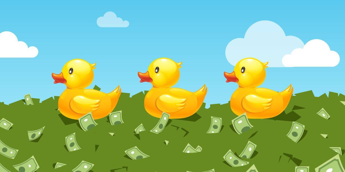 Three ducks trading strategy