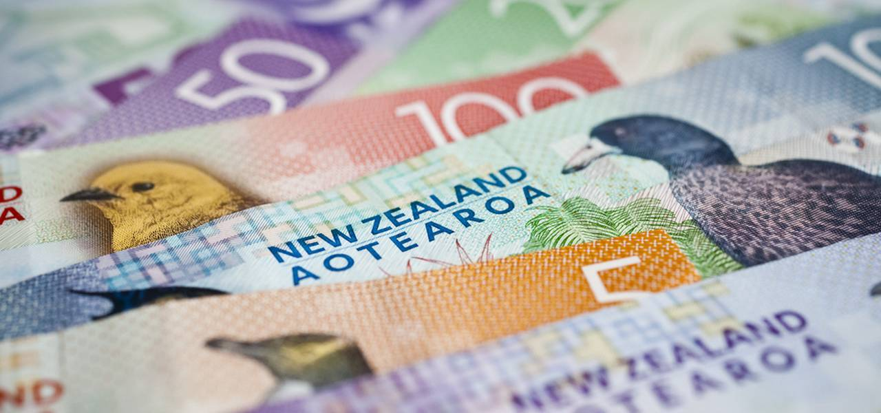 NZD/CAD is continuing downward movement
