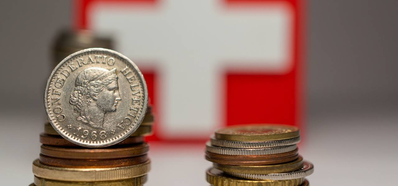 USD/CHF targets lower levels