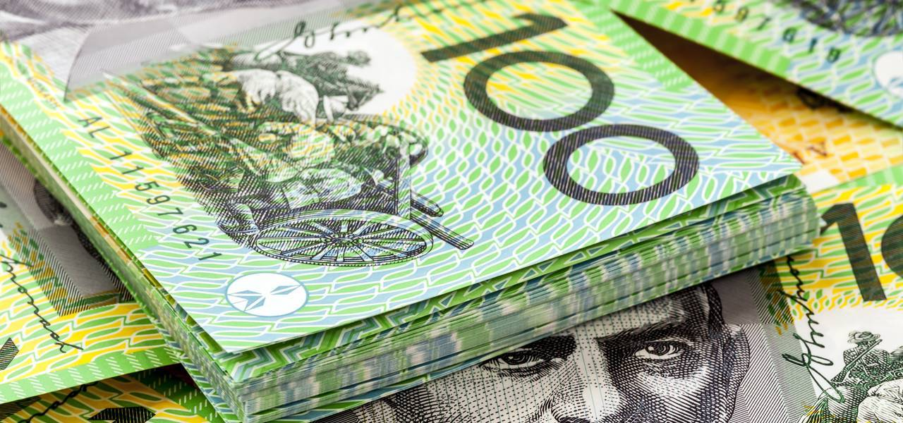 AUD: facing the recession