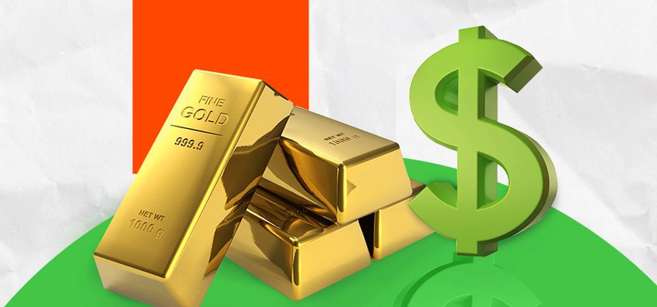 GOLD: how far is $ 1900?