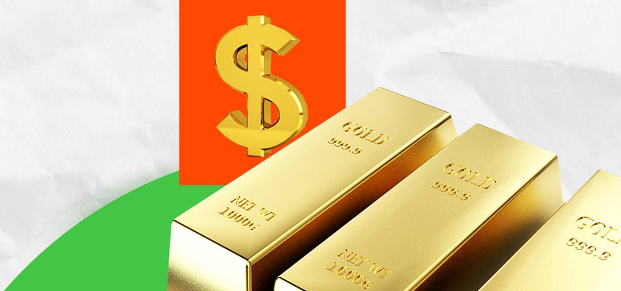 Gold: two steps forward, one step back