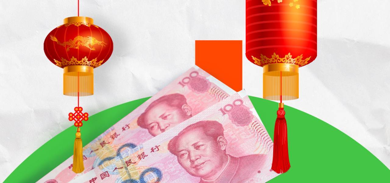 Chinese yuan dropped after dire inflation data