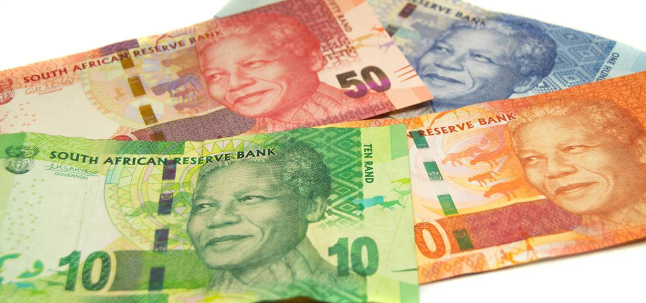 South Africa's GDP and vaccine hopes drove ZAR up