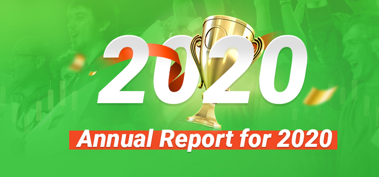 New heights – Annual Report for 2020